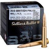Sellier & Bellot .303 Brit 180Gr FMJ_2