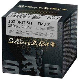 Sellier & Bellot .303 Brit 180Gr FMJ