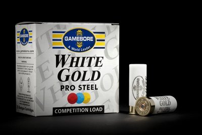 Gamebore Kaliber 12 White Gold 28/7