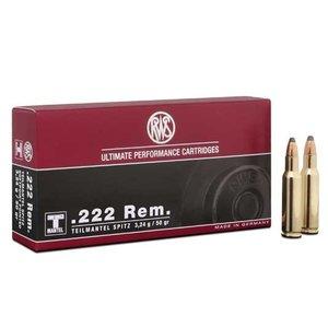 RWS .222 Remington  T