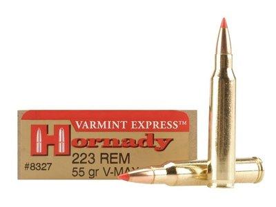 Hornady V-Max .223 Rem