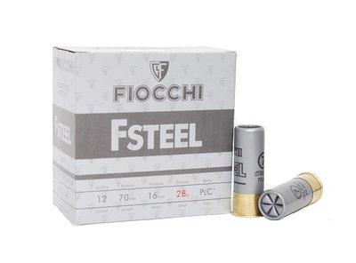 Fiocchi F Steel Kaliber 12 T3 28/7