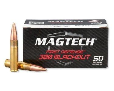 Magtech .300 AAC Blackout123 gr